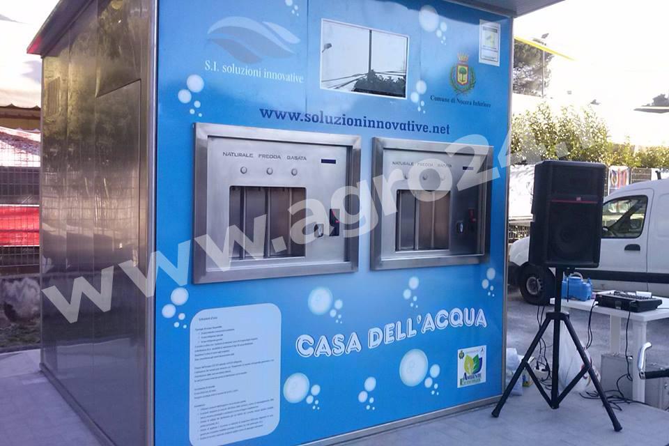 Casette dell acqua depurata osmosi ed affari inversi - Acqua depurata in casa ...